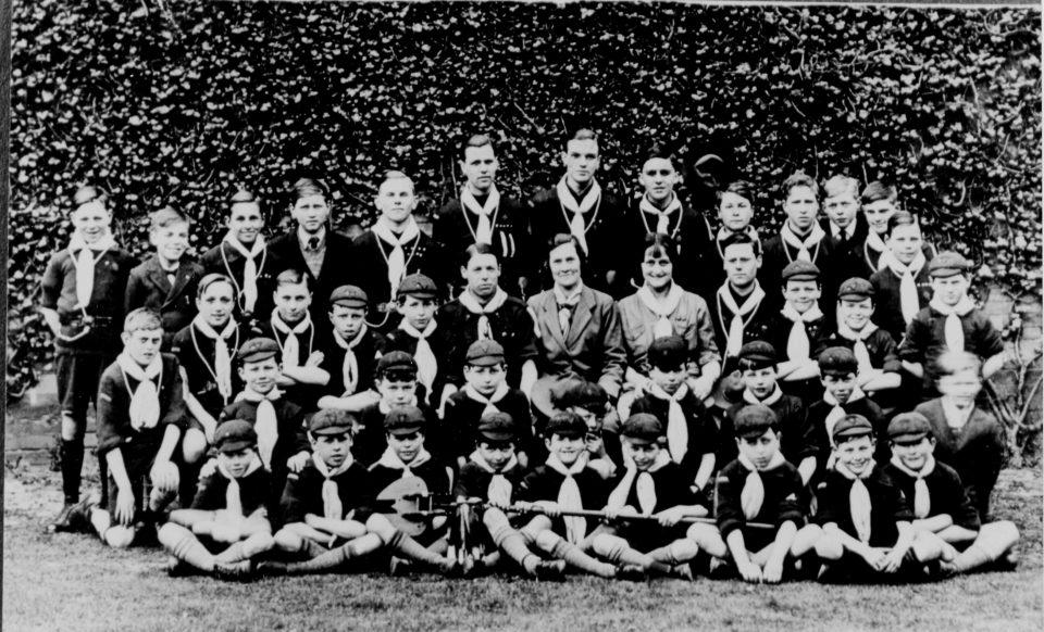 1933 10th Beckenham Cub Pack
