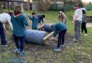 Scouts Make Barrel Carts