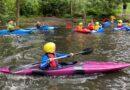 Kayaking at Pinewood